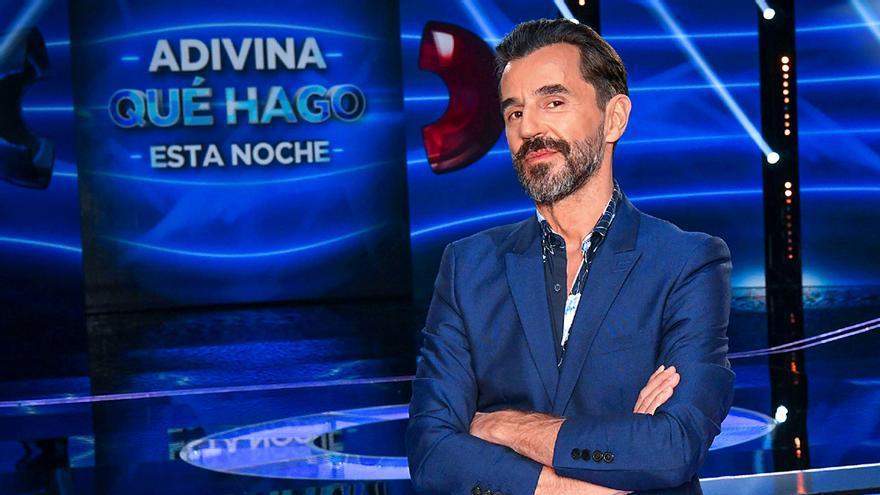 Santi Millán presenta 'Adivina qué hago esta noche'