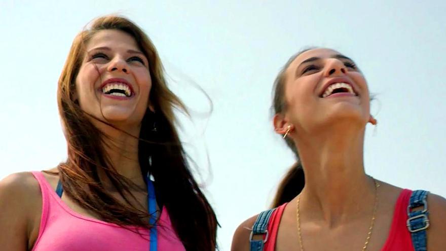 Escena de la película 'Carmen y Lola'