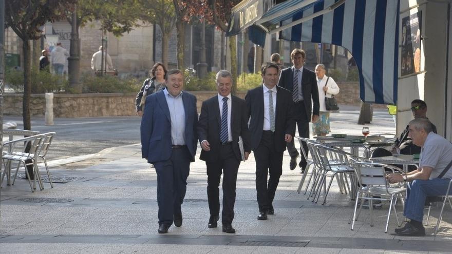 """Urkullu pide votar al PNV para que Euskadi tenga un Gobierno """"fuerte y abierto al diálogo y al acuerdo"""""""