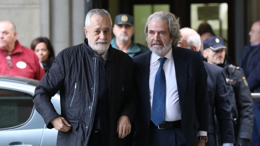 Griñán cambia de abogado en el caso ERE de cara al Supremo y designa al letrado José María Calero