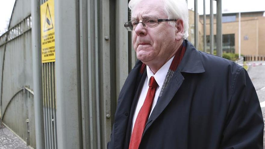 Retiran los cargos presentados contra el irlandés acusado del atentado de Omagh