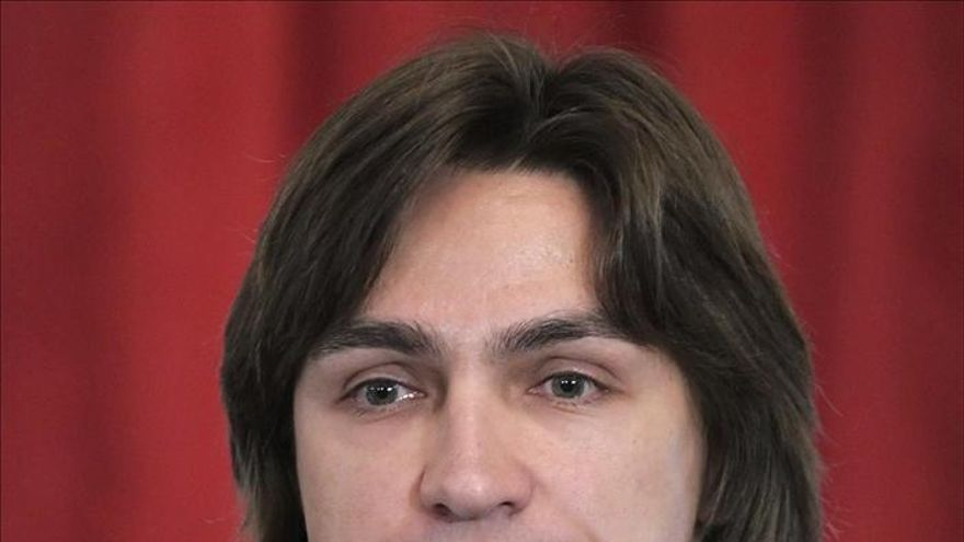 Operado con éxito el director artístico del Bolshói, rociado con ácido