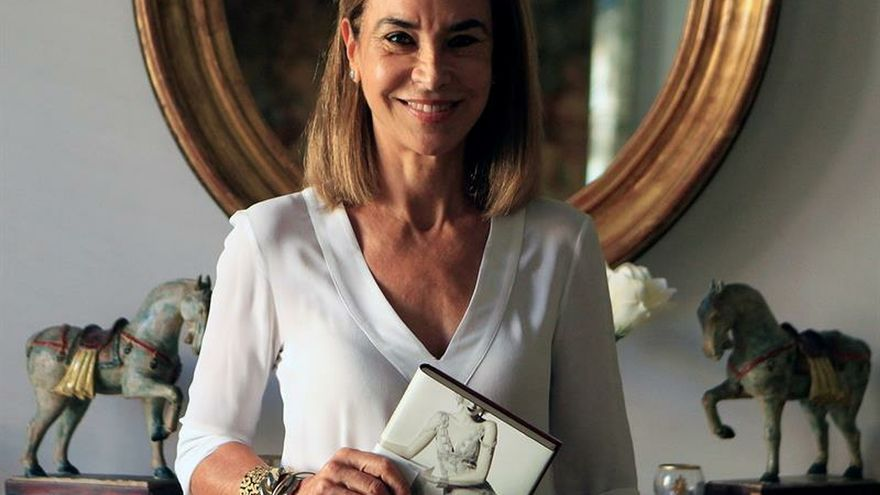 Carmen Posadas: las nuevas tecnologías son buenas para los escritores noveles