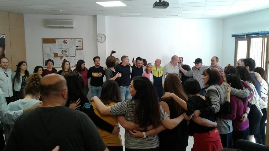 Jornadas por la Paz YMCA Toledo
