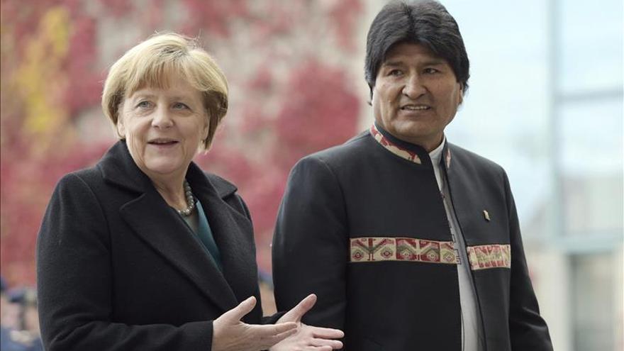 Bolivia anuncia la visita de empresarios alemanes para tratar el tren bioceánico