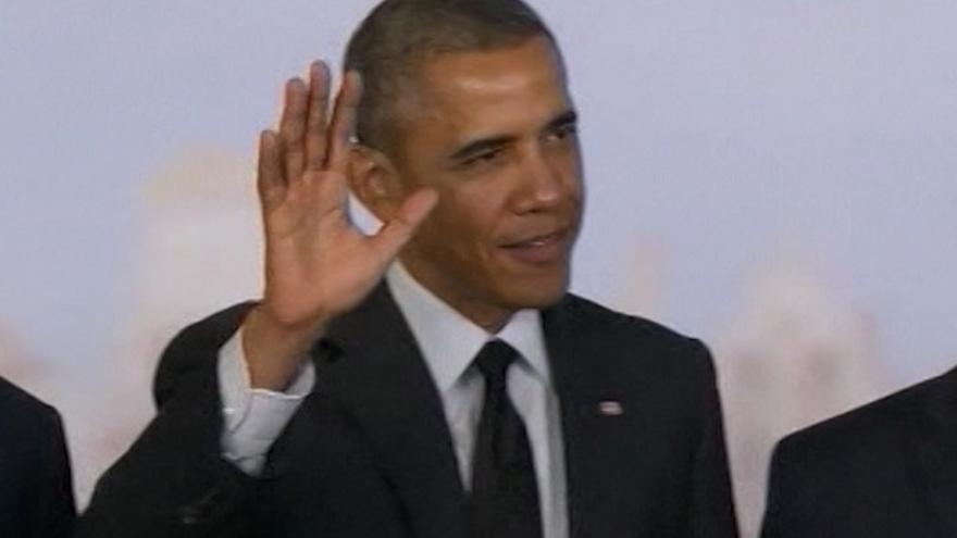 Obama tendrá un encuentro bilateral con Pedro Sánchez el lunes por la tarde