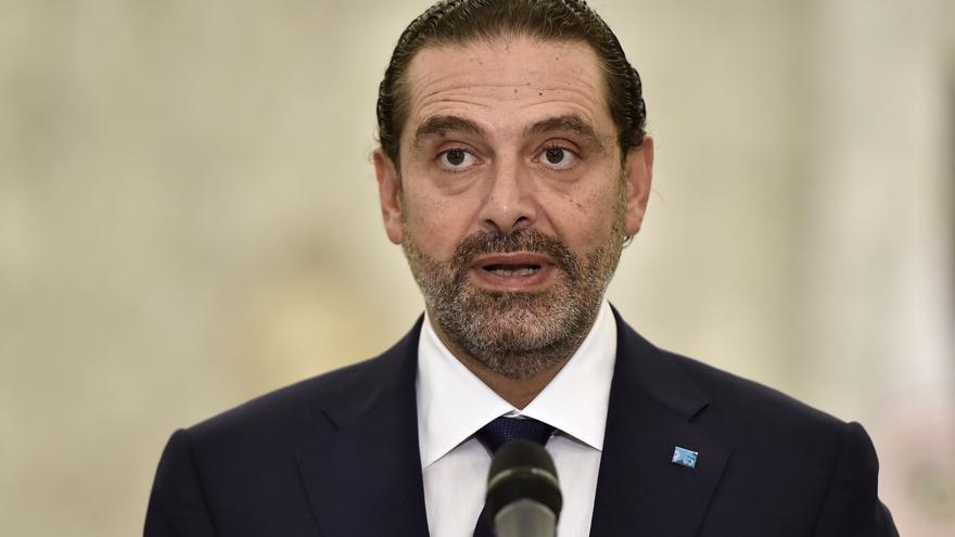Dimite primer ministro designado libanés tras nueve meses sin formar gobierno