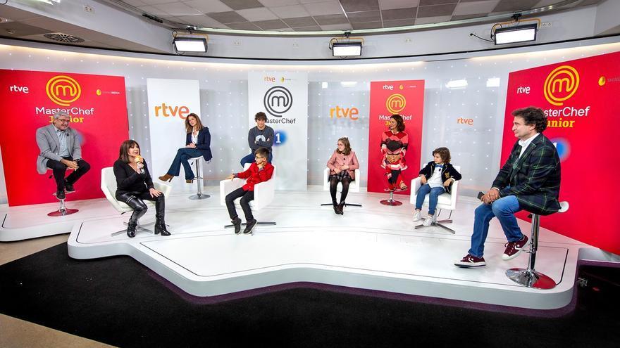 """RTVE apuesta por """"MasterChef Junior 8"""" y """"MasterChef abuelos"""" para Navidad"""