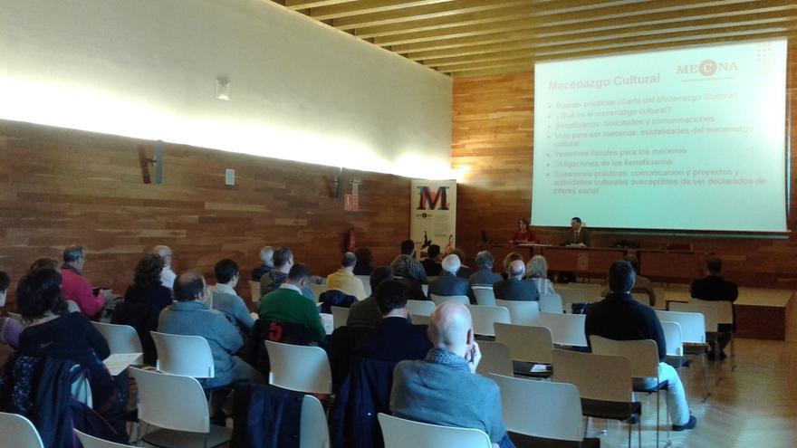 Cultura organiza en Pamplona y Tudela unas jornadas sobre mecenazgo cultural dirigidas a las entidades locales