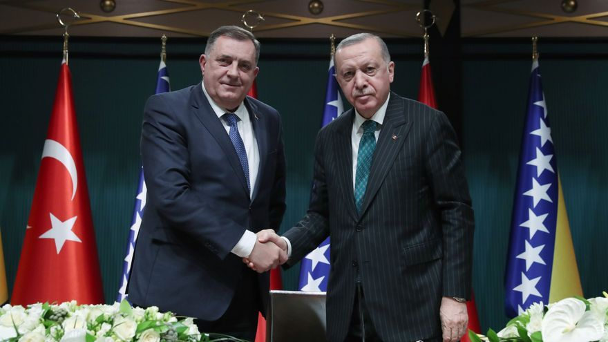 Turquía enviará 30.000 dosis de vacuna anticovid a Bosnia-Herzegovina
