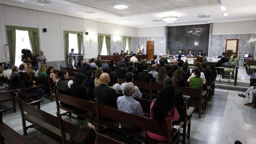 Del juicio del 'caso Kárate' #14
