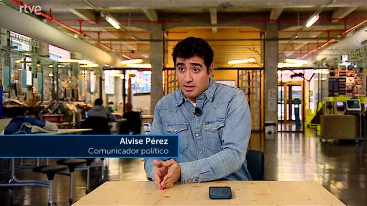 Alvise Pérez, en una foto de archivo