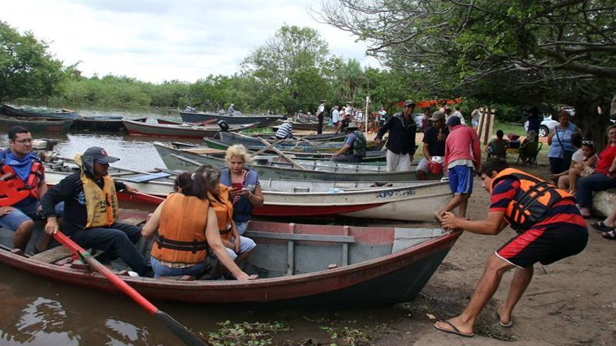 Paraguay recibió 1,5 millones de turistas en 2017