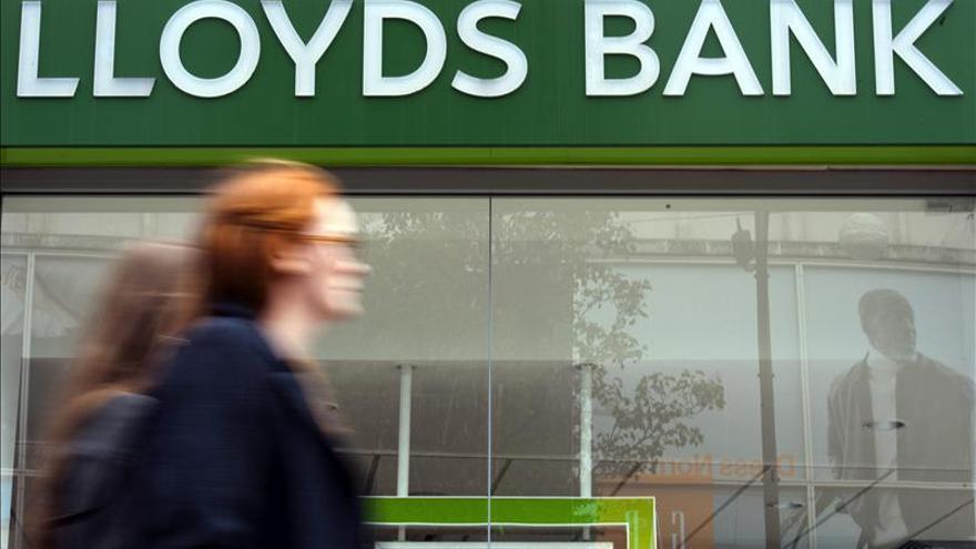 El beneficio de Lloyds baja el 20,4 por ciento en el primer trimestre