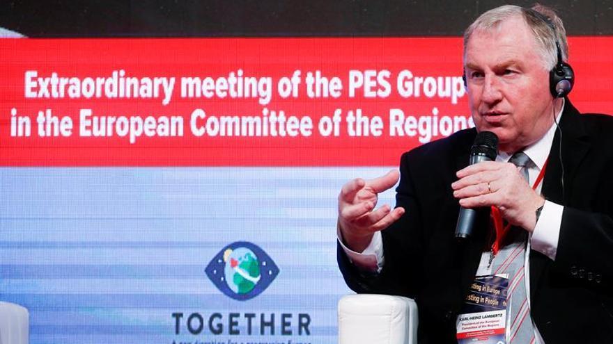 El Comité de las Regiones insta a fortalecer sinergias en la lucha contra el cambio climático