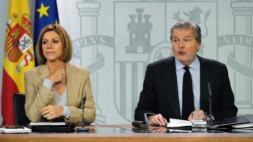 """El Gobierno investigará prácticas """"deleznables"""" durante la huelga de Cataluña"""