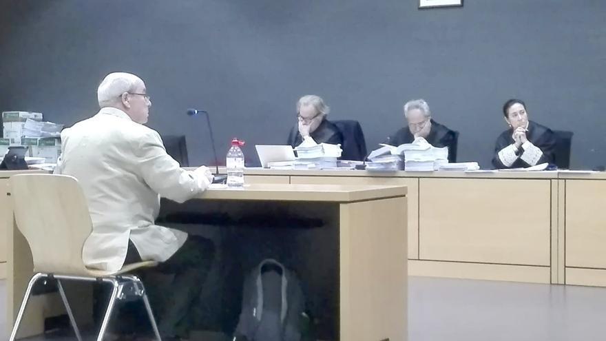Luis Enrique Hellín declara en calidad de perito por el caso Unión.