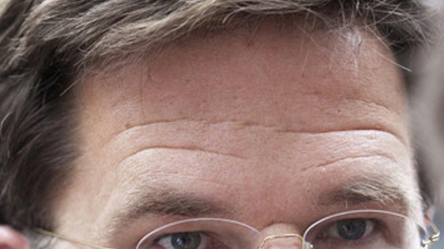 Mark Rutte, candidato de los liberales para presidir los Países Bajos