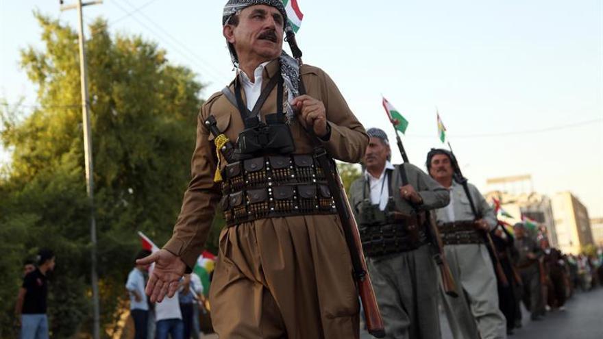 Estados Unidos rechaza el referéndum de independencia del Kurdistán iraquí