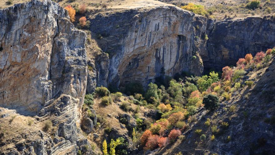 El Barranco del Río Dulce: la joya del páramo