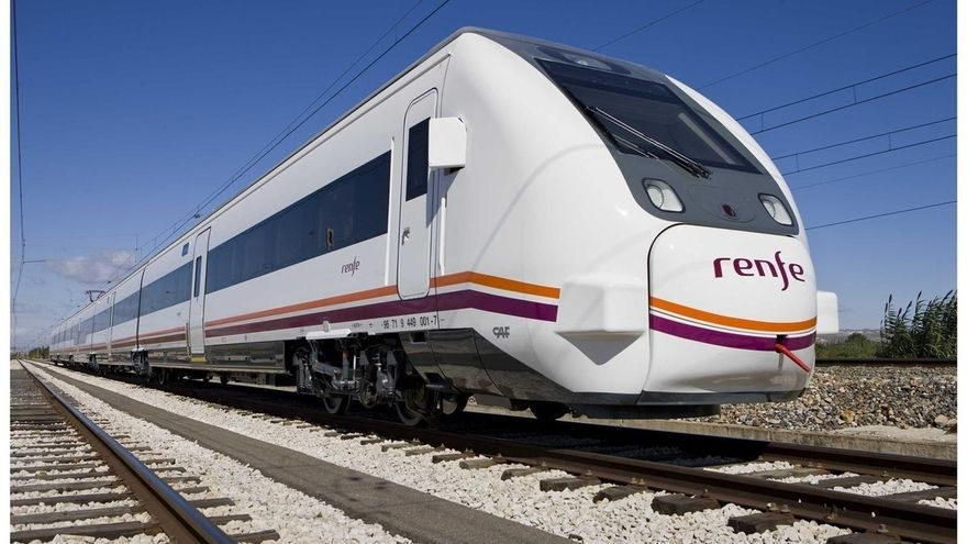 Los trenes de Renfe generaron un ahorro de 20,1 millones de euros en 2015