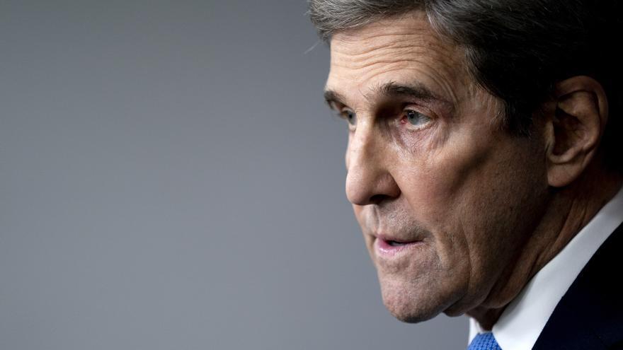 Kerry visitará China esta semana para reuniones sobre la emergencia climática