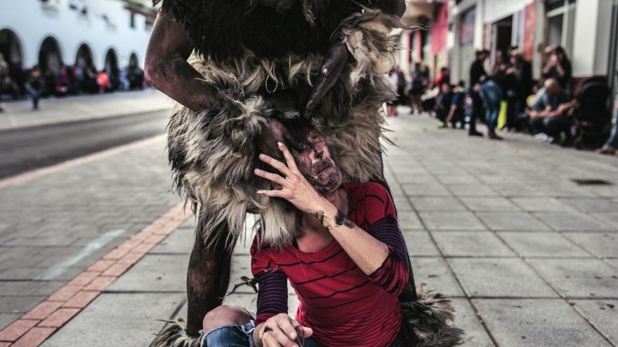 Foto de la serie premiada 'Así somos', de Arturo Rodríguez