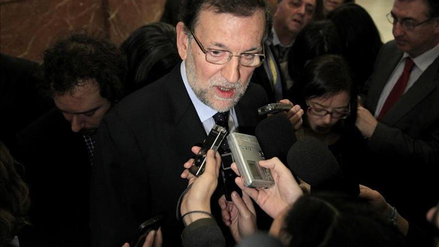 Senado rechaza la moción para que Rajoy comparezca ante la Comisión General de CCAA