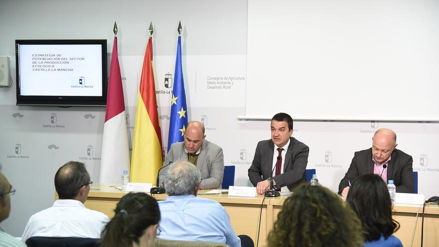 Presentación del Plan Estratégico de la Agricultura Ecológica