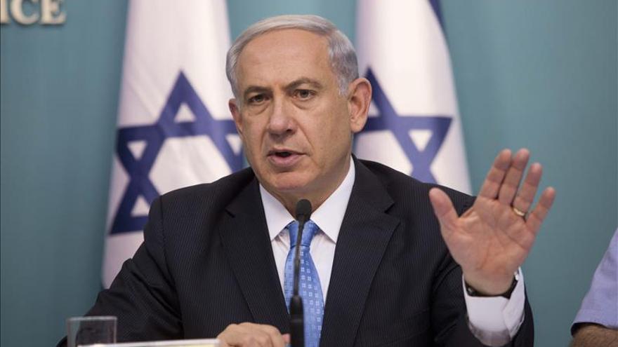 Netanyahu ordena demoler las viviendas de los palestinos atacantes de la sinagoga