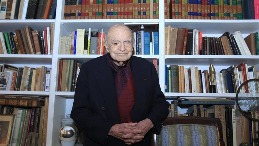 Fallece el filósofo Ramón Xirau, nacionalizado mexicano tras la guerra civil