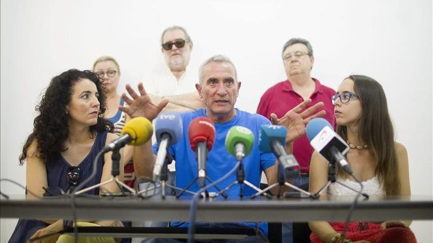 Cañamero rechaza las listas plancha pero dice que Iglesias es candidato ideal