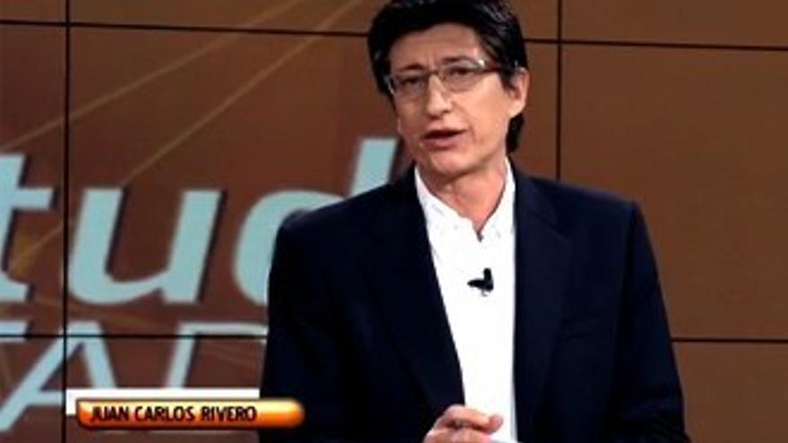 Juan Carlos Rivero: 'El corresponsal de TVE en Portugal no habla de fútbol'