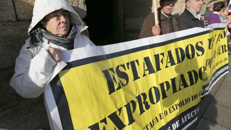 Centenar y medio de demandas en Vigo por la estafa en la venta de preferentes