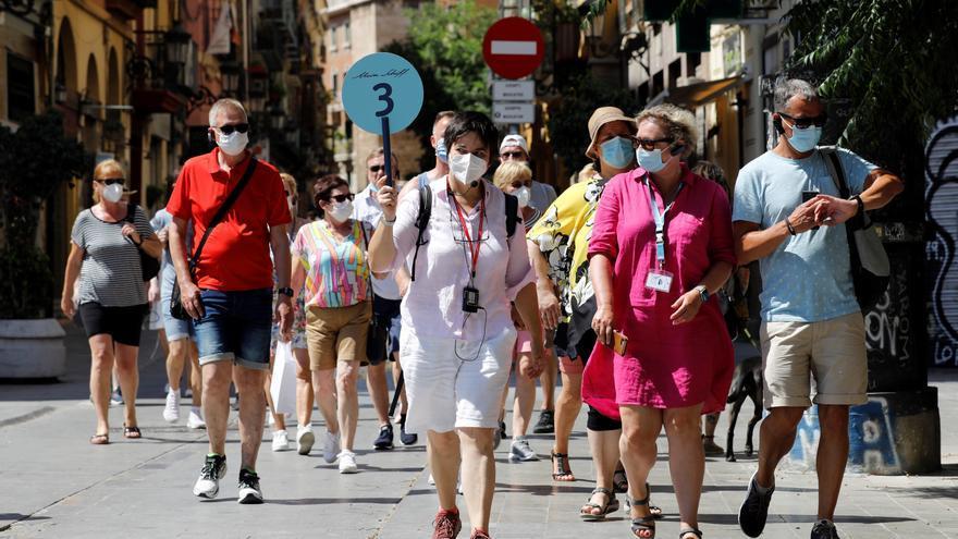 Las reservas de viviendas turísticas en la costa superan el nivel prepandemia