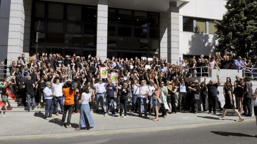 La Justicia obliga a la Junta de Castilla La Mancha a readmitir interinos