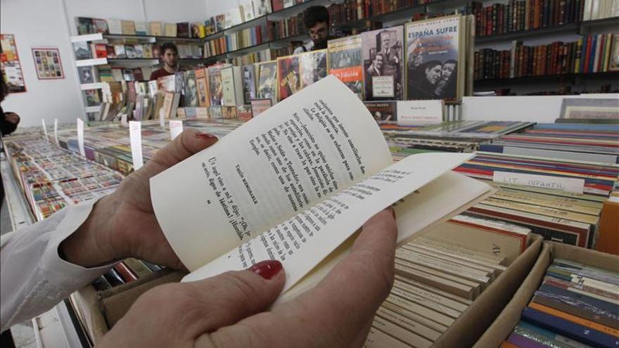 Mañana se celebra el Día de las Librerías, con el fin de impulsar las ventas