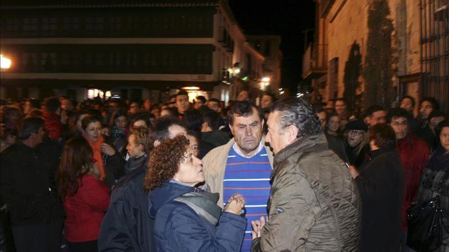Unos setecientos vecinos piden que se marche de Almagro el violador de Lugo