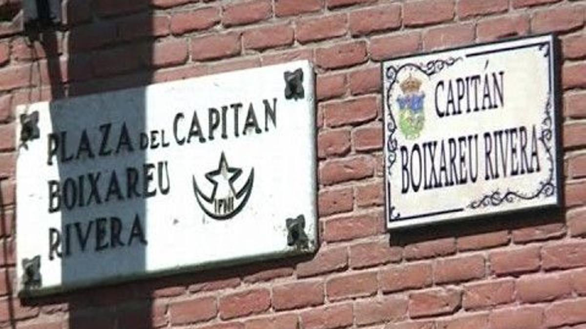 Calles con denominación franquista en Guadalajara
