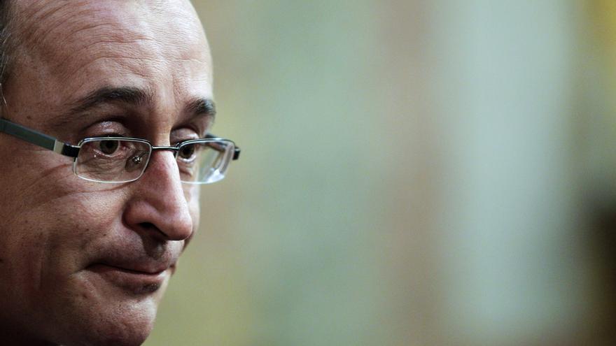 """Alfonso Alonso espera que 2013 sea un año para """"empezar a recoger frutos"""""""