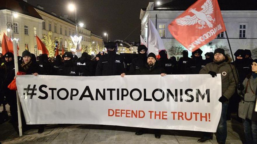 """Kacznyski sobre el Holocausto: """"Polonia no va a pagar por los crímenes alemanes"""""""
