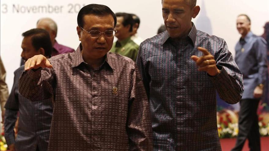 Obama participa en el Foro de Asia Oriental celebrado en la capital birmana