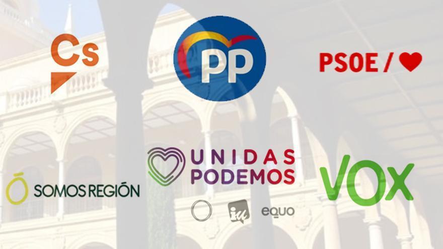 Partidos políticos se disputan el voto de los jóvenes