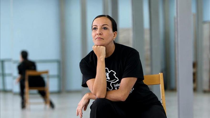 Lizt Alfonso dice que la danza enseña a los niños a tener objetivos en la vida