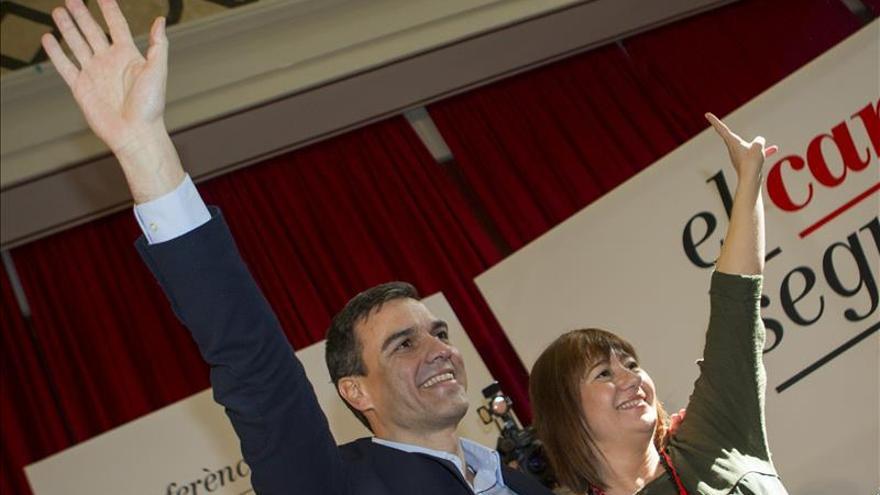 """Sánchez dice que España """"no soporta más divisiones"""", ni del PP ni de Podemos"""