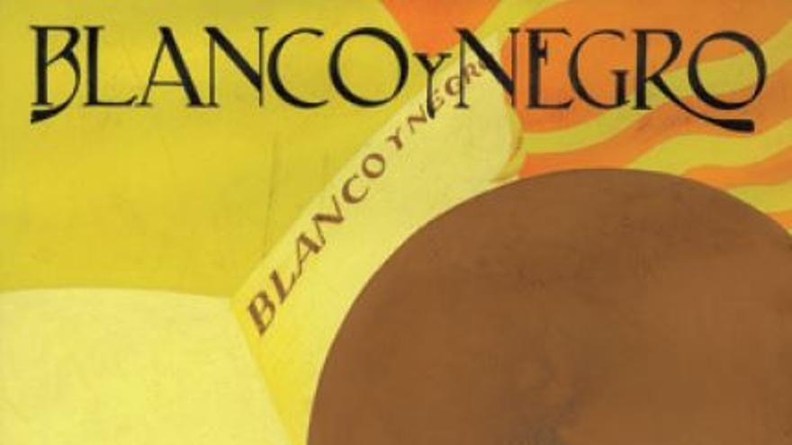 Portada de Manuela Ballester. Blanco y Negro, 20 de octubre de 1929 Gouache y tinta sobre cartulina y sobre cartón.