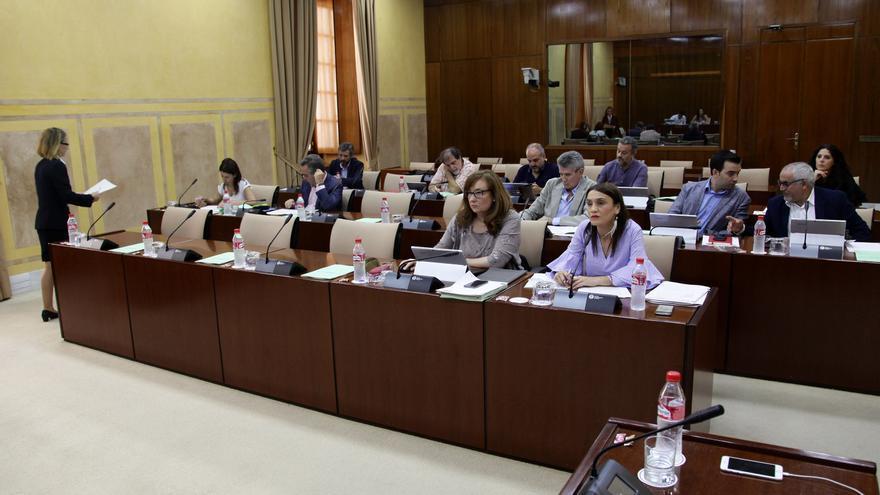 Comisión parlamentaria de control de la RTVA.