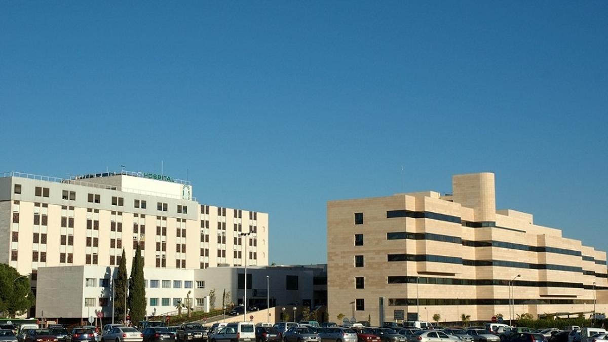 El Hospital Reina Sofía.