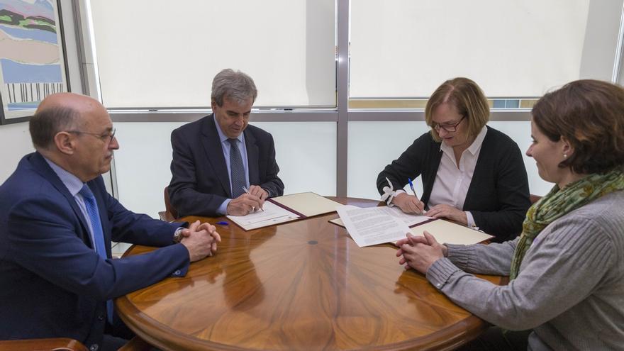 Gobierno renueva con CERMI el convenio en el ámbito de emergencias