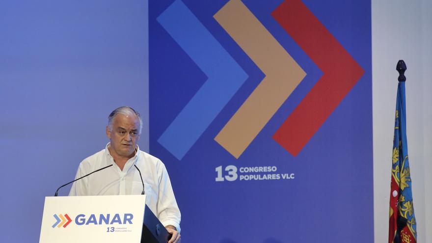 Archivo - El eurodiputado Esteban González Pons.